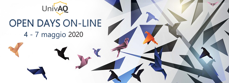 Open Days 2020 on-line